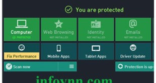 Phần mềm diệt virus AVG miễn phí